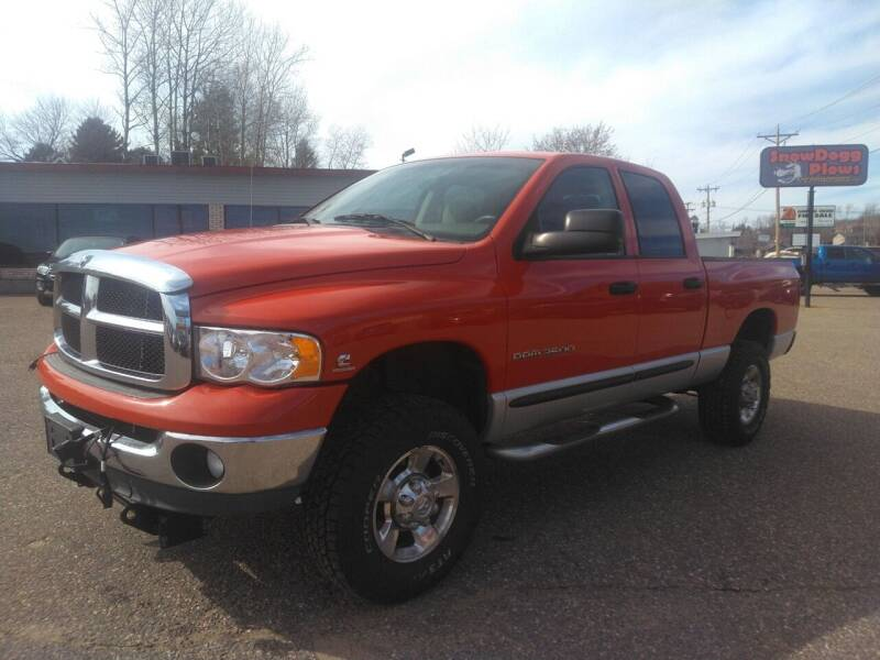 2005 Dodge Ram Pickup 2500 for sale at Pepp Motors in Marquette MI