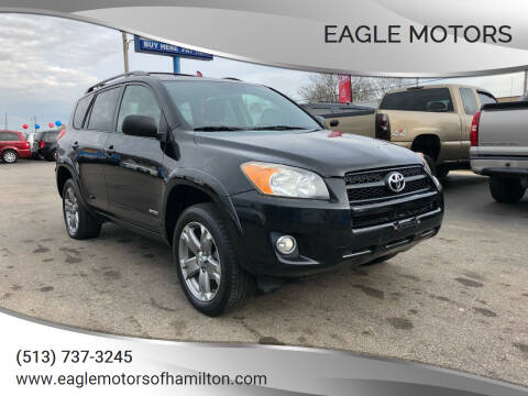 2009 Toyota RAV4 for sale at Eagle Motors in Hamilton OH