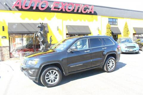 2014 Jeep Grand Cherokee for sale at Auto Exotica in Red Bank NJ