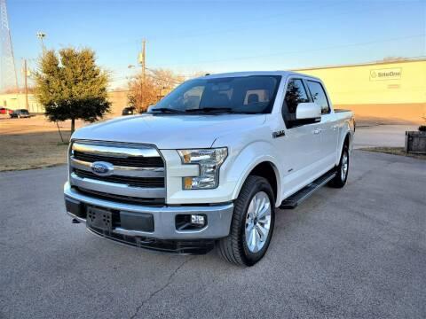 2015 Ford F-150 for sale at Image Auto Sales in Dallas TX