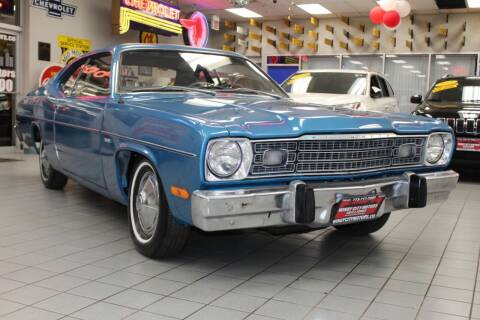 1974 Plymouth Duster for sale at Windy City Motors in Chicago IL