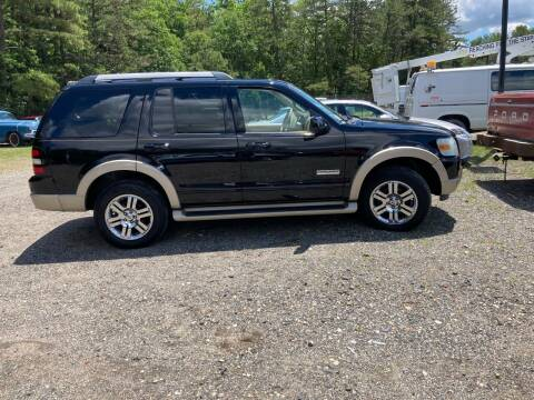 2006 Ford Explorer for sale at MIKE B CARS LTD in Hammonton NJ