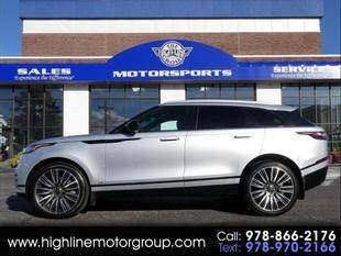 2019 Land Rover Range Rover Velar for sale at Highline Group Motorsports in Lowell MA