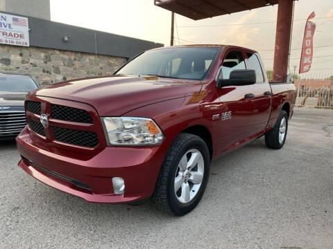 2014 RAM Ram Pickup 1500 for sale at American Automotive , LLC in Tucson AZ