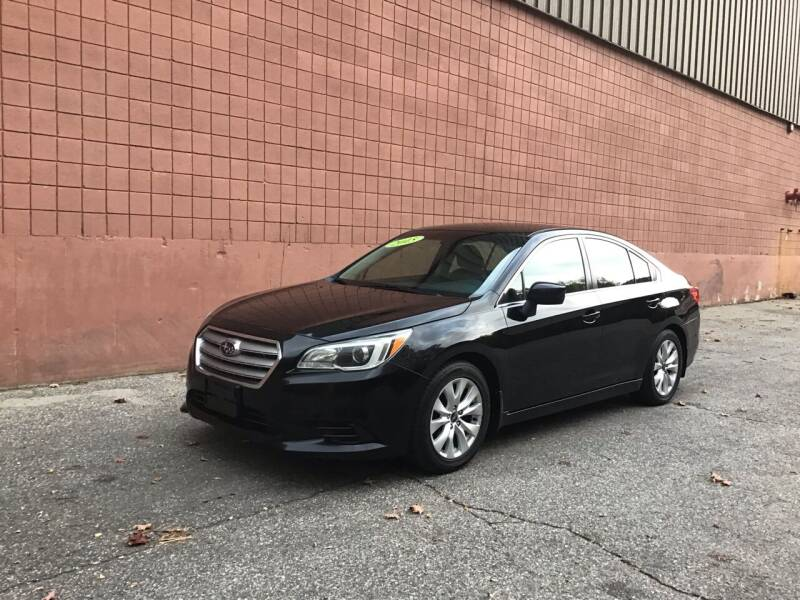 2015 Subaru Legacy for sale at United Motors Group in Lawrence MA