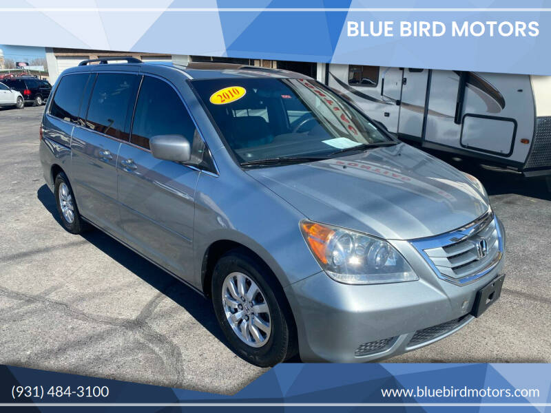 2010 Honda Odyssey for sale at Blue Bird Motors in Crossville TN