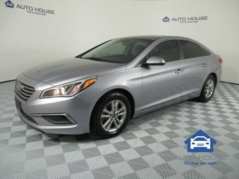 2017 Hyundai Sonata for sale at AUTO HOUSE TEMPE in Tempe AZ