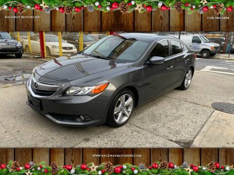 2013 Acura ILX for sale at Raceway Motors Inc in Brooklyn NY