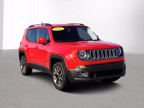 2017 Jeep Renegade for sale at Jimmys Car Deals in Livonia MI