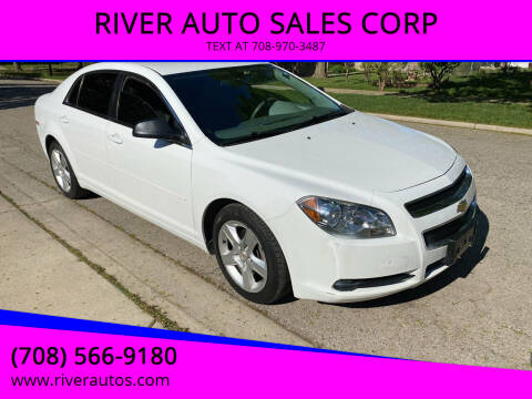 2012 Chevrolet Malibu for sale at RIVER AUTO SALES CORP in Maywood IL