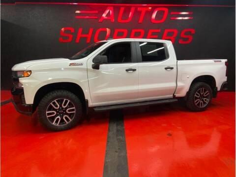2019 Chevrolet Silverado 1500 for sale at AUTO SHOPPERS LLC in Yakima WA