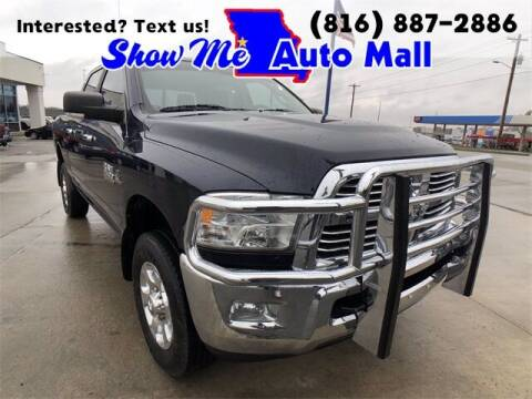 2017 RAM Ram Pickup 2500 for sale at Show Me Auto Mall in Harrisonville MO