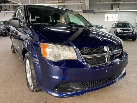 2013 Dodge Grand Caravan for sale at John Warne Motors in Canonsburg PA