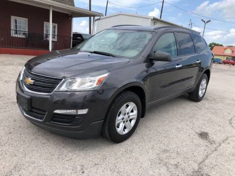 2015 Chevrolet Traverse for sale at Decatur 107 S Hwy 287 in Decatur TX