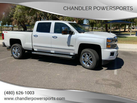 2019 Chevrolet Silverado 2500HD for sale at Chandler Powersports in Chandler AZ