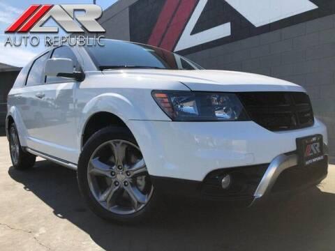 2016 Dodge Journey for sale at Auto Republic Fullerton in Fullerton CA