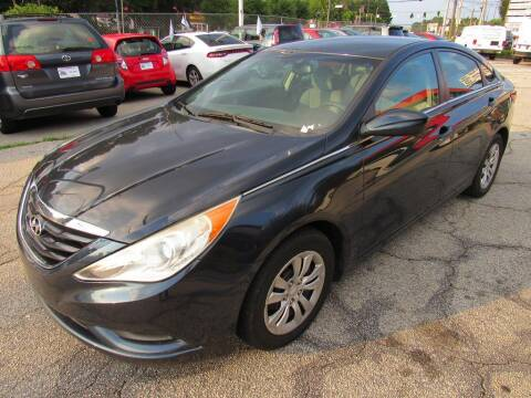 2012 Hyundai Sonata for sale at King of Auto in Stone Mountain GA