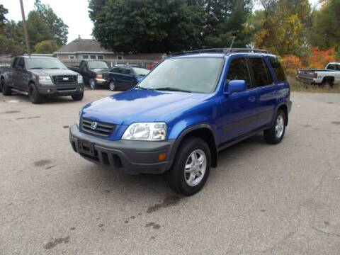 2001 Honda CR-V for sale at Jenison Auto Sales in Jenison MI