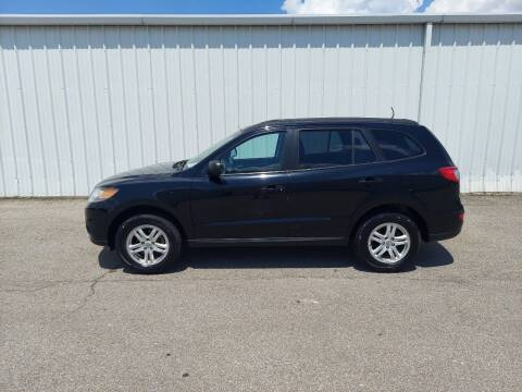 2012 Hyundai Santa Fe for sale at Longhorn Motors in Belton TX