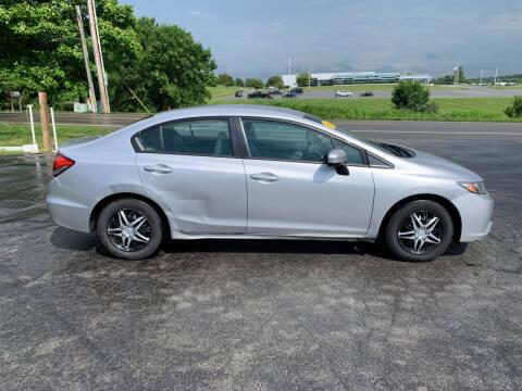 2015 Honda Civic for sale at Westview Motors in Hillsboro OH