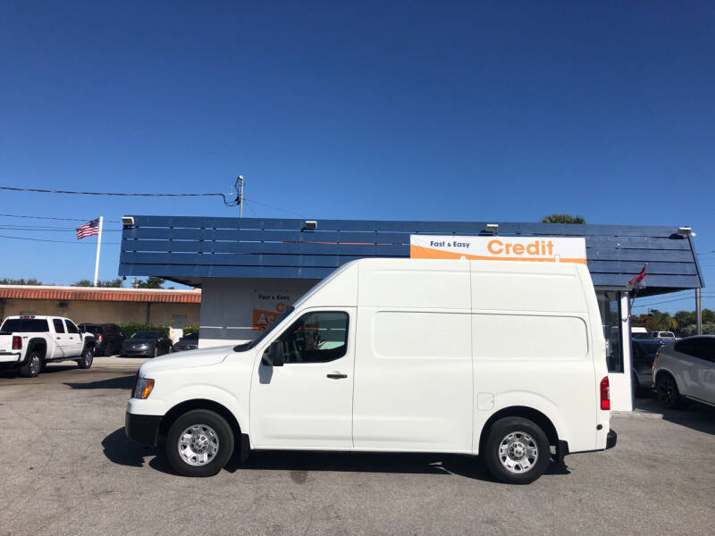 2019 Nissan NV Cargo for sale at Classic Cars of Palm Beach in Jupiter FL