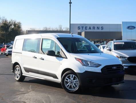 2021 Ford Transit Connect Cargo for sale at Stearns Ford in Burlington NC