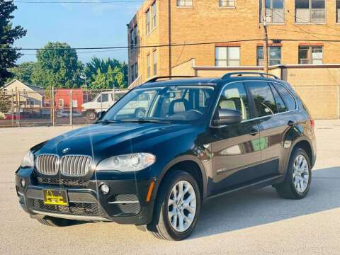 2013 BMW X5 for sale at ARCH AUTO SALES in Saint Louis MO