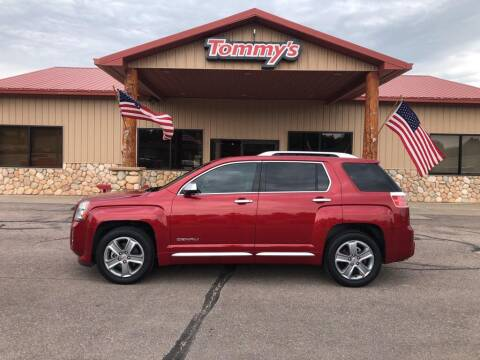 2013 GMC Terrain for sale at Tommy's Car Lot in Chadron NE