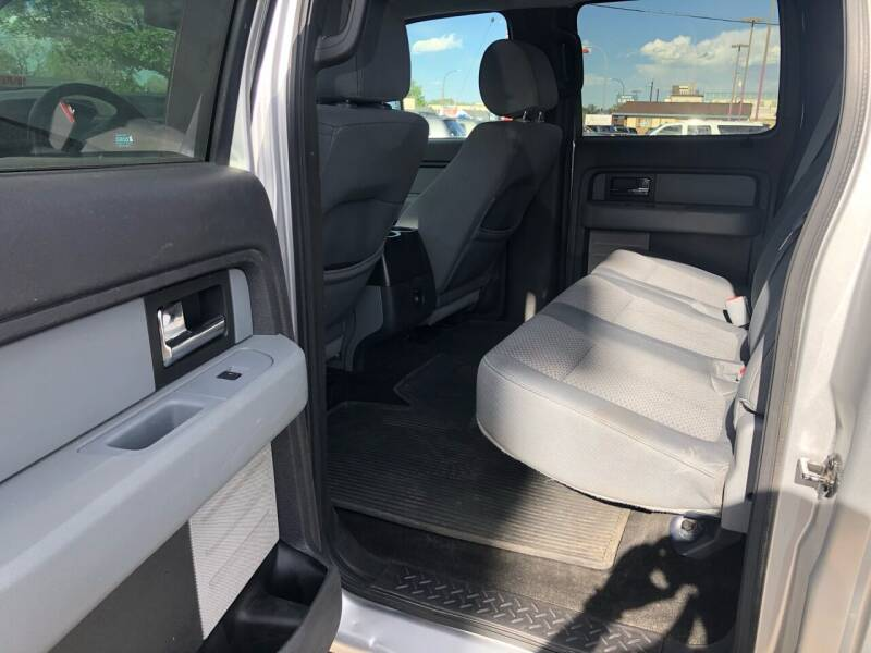 2013 Ford F-150 4x4 XL 4dr SuperCrew Styleside 6.5 ft. SB - Lakewood CO
