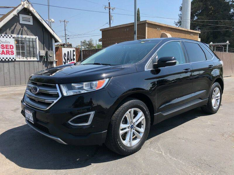 2016 Ford Edge for sale at C J Auto Sales in Riverbank CA