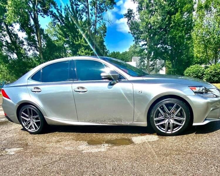 2016 Lexus IS 200t for sale at JEREMYS AUTOMOTIVE in Casco MI
