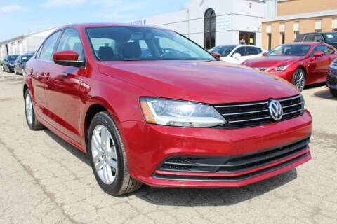 2017 Volkswagen Jetta for sale at SHAFER AUTO GROUP in Columbus OH