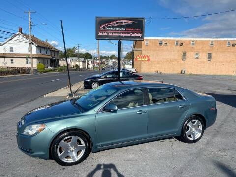 2009 Chevrolet Malibu for sale at Fineline Auto Group LLC in Harrisburg PA