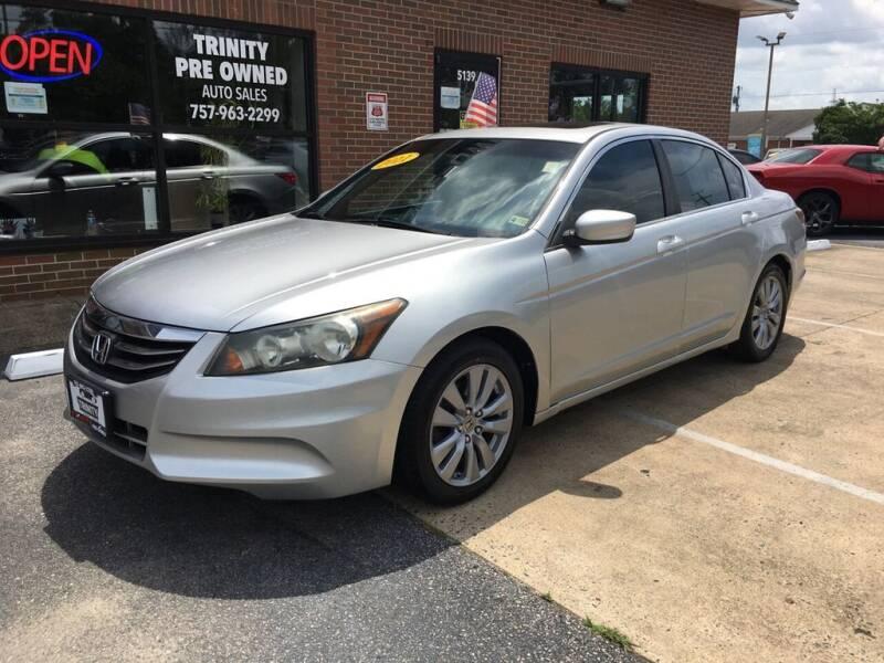 2011 Honda Accord for sale at Bankruptcy Car Financing in Norfolk VA