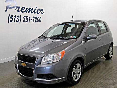 2009 Chevrolet Aveo for sale at Premier Automotive Group in Milford OH