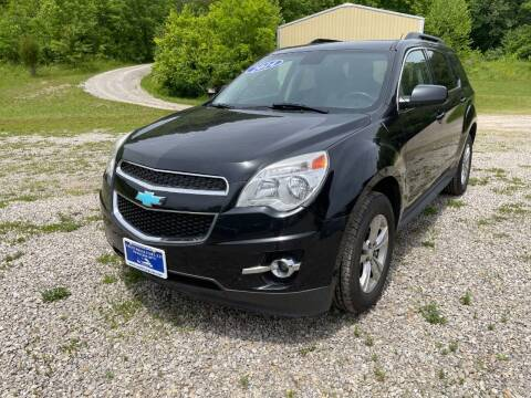 2014 Chevrolet Equinox for sale at Court House Cars, LLC in Chillicothe OH