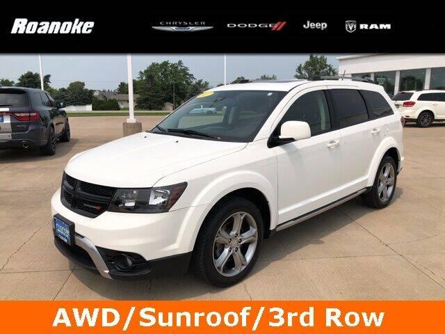 2017 Dodge Journey for sale in Roanoke, IL
