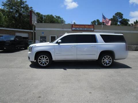 2016 GMC Yukon XL for sale at Downtown Motors in Milton FL