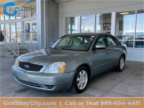 2006 Ford Five Hundred for sale at GRAFF CHEVROLET BAY CITY in Bay City MI