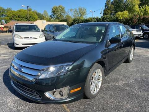 2010 Ford Fusion for sale at JC Auto Sales - West Main in Belleville IL