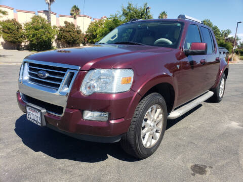 2007 Ford Explorer Sport Trac for sale at 707 Motors in Fairfield CA