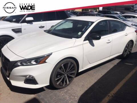 2019 Nissan Altima for sale at Stephen Wade Pre-Owned Supercenter in Saint George UT