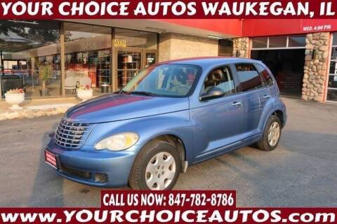 2006 Chrysler PT Cruiser for sale at Your Choice Autos - Waukegan in Waukegan IL