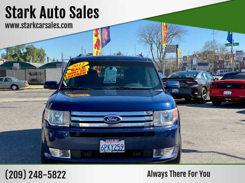 2012 Ford Flex for sale at Stark Auto Sales in Modesto CA