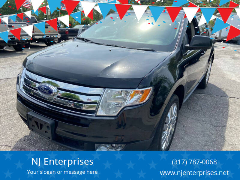 2008 Ford Edge for sale at NJ Enterprises in Indianapolis IN