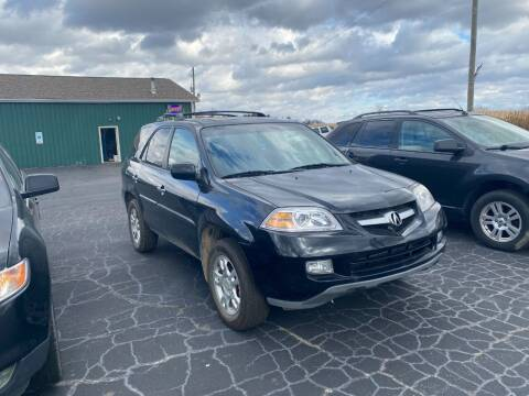 2006 Acura MDX for sale at Pine Auto Sales in Paw Paw MI