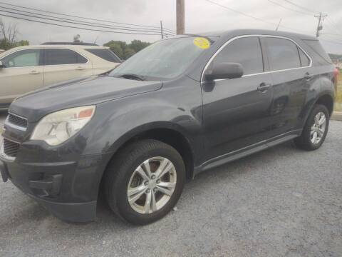 2012 Chevrolet Equinox for sale at Mr E's Auto Sales in Lima OH