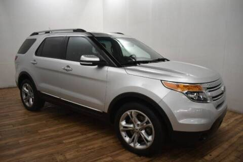 2014 Ford Explorer for sale at Paris Motors Inc in Grand Rapids MI