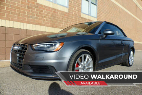 2016 Audi A3 for sale at Macomb Automotive Group in New Haven MI