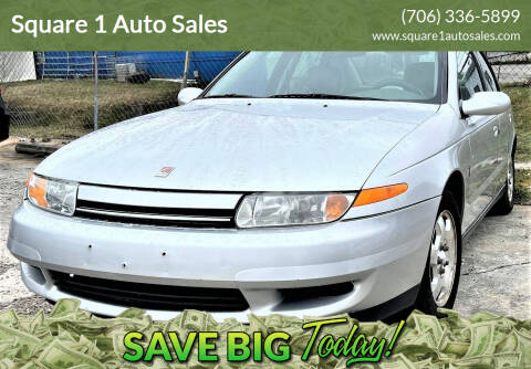 2002 Saturn L-Series for sale at Square 1 Auto Sales in Commerce GA